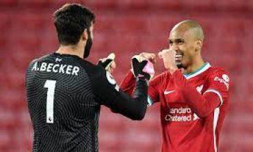 Alisson Dan Fabinho Absen Membela Liverpool Karena..