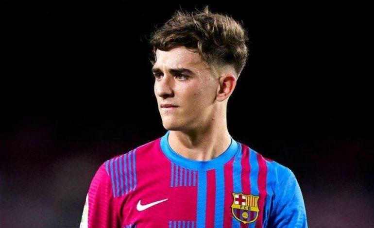 Gavi Pemain Muda Berpotensi, Barcelona Siap Naikan Klausul