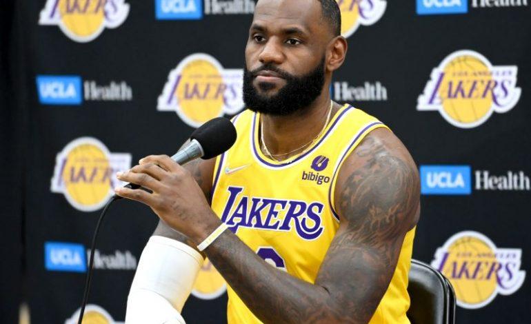 NBA Preseason – Lakers Bermain Buruk, Lebron James Percaya Proses