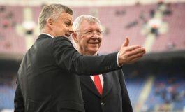 Alex Ferguson Pantau Langsung Latihan Manchester United