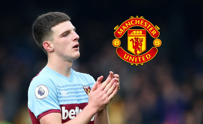 Sulit Rekrut Declan Rice, Manchester United Rayu Pemain Leicester