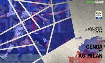 Prediksi Pertandingan Antara Genoa Melawan AC Milan