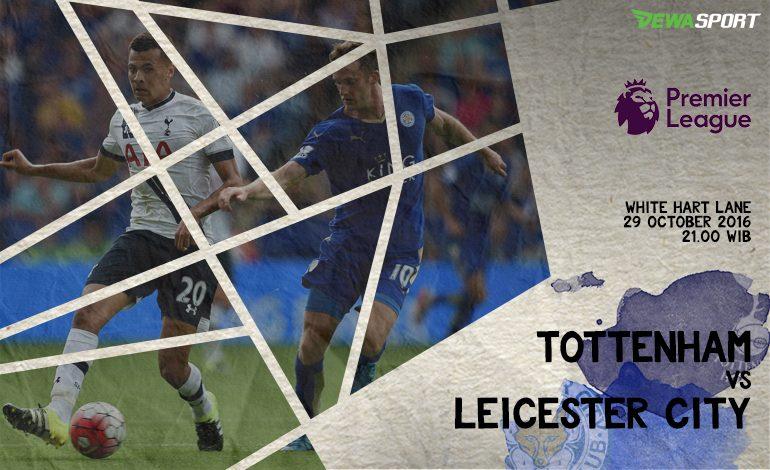 Prediksi Pertandingan Antara Tottenham Hotspur Melawan Leicester City
