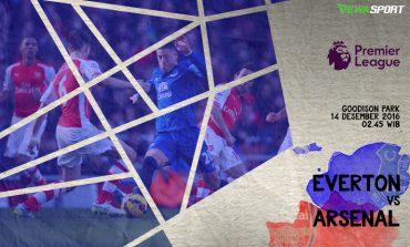 Prediksi Pertandingan antara Everton melawan Arsenal