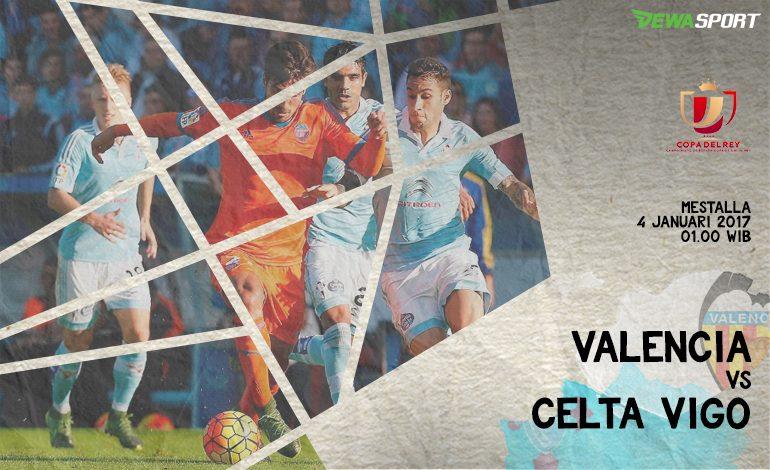 Prediksi Pertandingan Antara Valencia Melawan Celta de Vigo