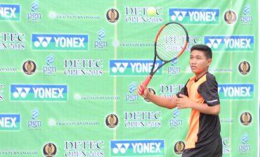 Tenis Junior Detec Open: Benahi Fondasi Agar Bermain Secara Benar
