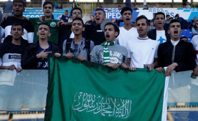 Pemain Arab Saudi Puasa di Laga Pembuka Piala Dunia?