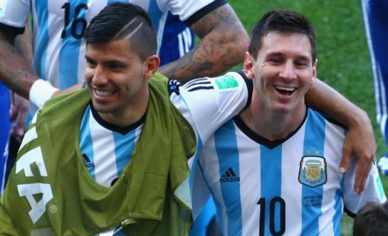 Peringatan Unik Pintu Kamar Hotel Messi di Piala Dunia 2018