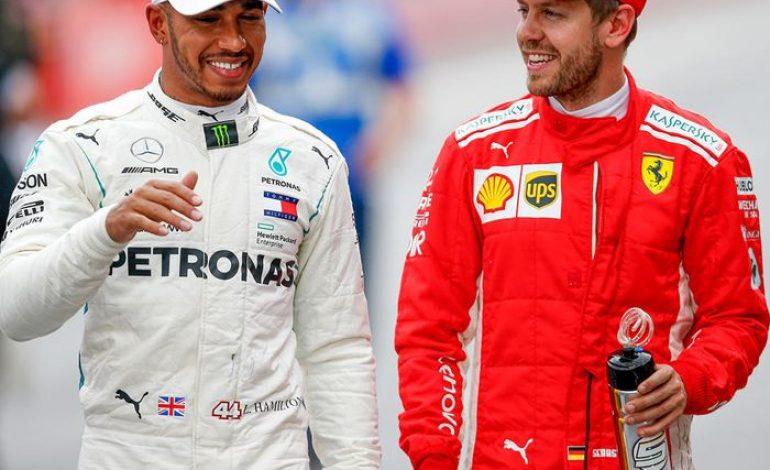 Finish Ketiga F1 Austria, Sebastian Vettel Dapat Hadiah Ulang Tahun Lebih Awal