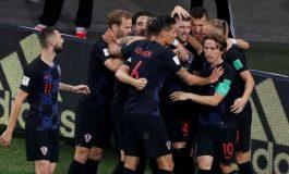 FIFA Sanksi Kroasia terkait Pelanggaran di Piala Dunia 2018
