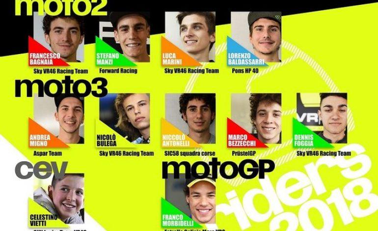 Hal Spesial Pembalap Didikan Valentino Rossi yang Tak Dimiliki Pembalap Lain
