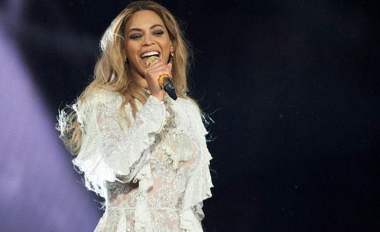 Kenakan Jersey Timnas Prancis, Beyonce Ikut Rayakan Kemenangan Piala Dunia