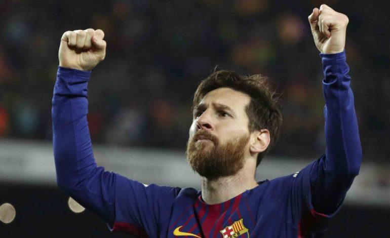 Messi Gelar Latihan Tak Biasa saat Liburan