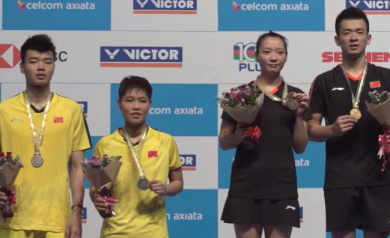 Gagal Juara Dunia, Tindakan Manis Pebulu Tangkis China Ini Sukses Bikin Baper Netizen