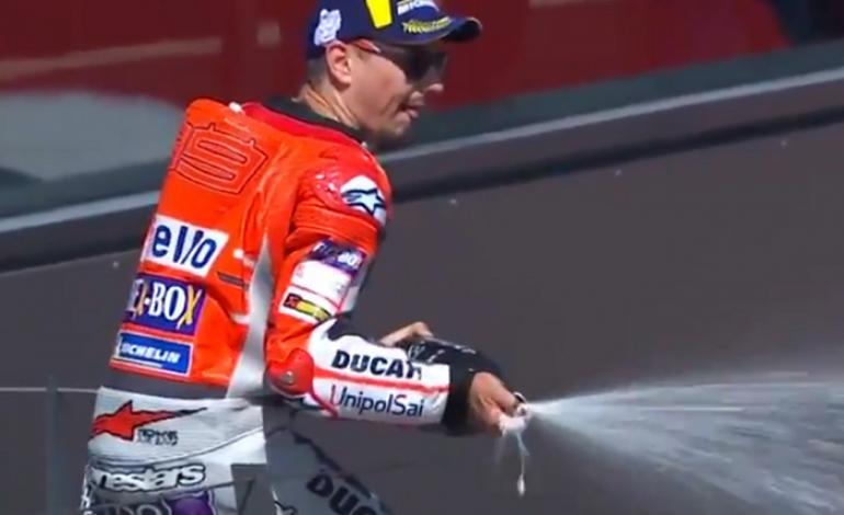 Begini Komentar Jorge Lorenzo Usai Kasih Kejutan ke Marc Marquez di Lap Terakhir MotoGP Austria