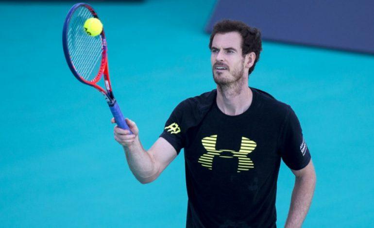 Gara-gara Main Wahana Ini, Andy Murray Mengaku Sangat Mual