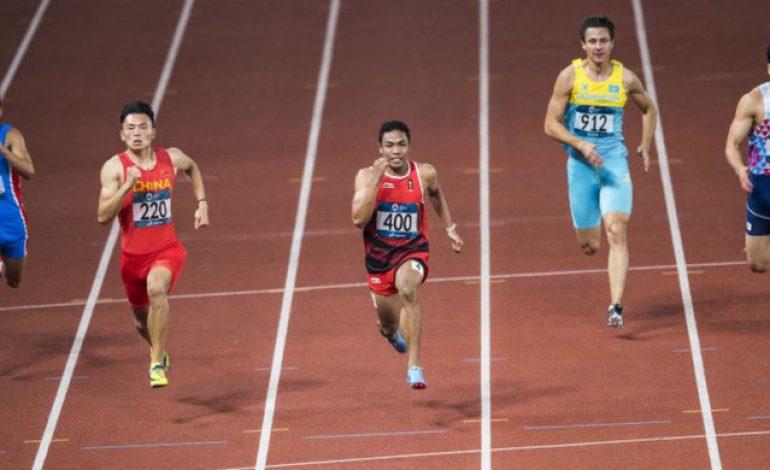 Atletik Asian Games 2018 – Dua Kebanggaan Lalu Muhammad Zohri Meski Urung Sumbangkan Medali