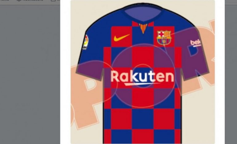 Desain Jersey Barcelona Musim Depan Bocor, Netizen Ramai Berikan Hujatan