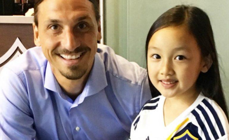 Suara Penyanyi Cilik Berdarah Indonesia Bikin Merinding Stadion LA Galaxy