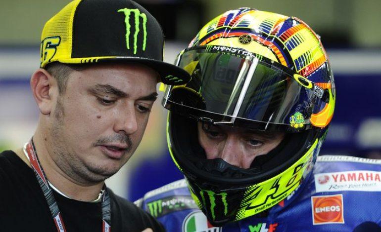 Valentino Rossi di Mata Sahabat Sejatinya