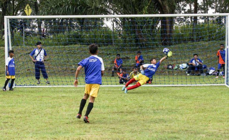 Cara Kompetisi Sepakbola Usia Muda Kuatkan Mental Pemain