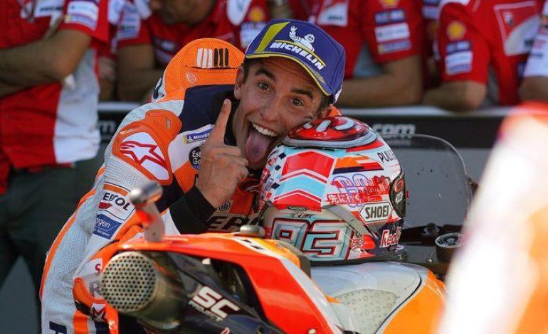 Marc Marquez Tidak Sabar Balapan di MotoGP Thailand