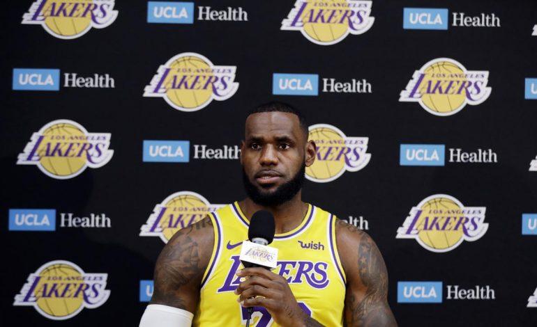 Baru Pindah ke Lakers, Rumah LeBron James Sudah Disasar Rampok