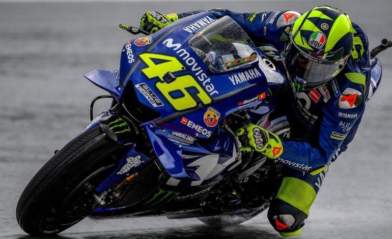 Valentino Rossi Dihantui Mimpi Buruk Menuju MotoGP Jepang