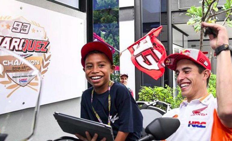 MotoGP Undang Bocah Indonesia ke Sepang