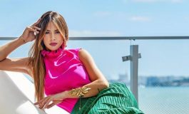 Dikritik Lebih Tua, Model asal Venezuela Bela Asmara dengan James Rodriguez