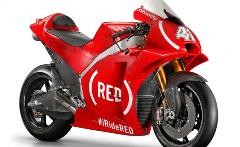Apa Arti Livery Warna Merah yang Dipakai Aprilia untuk MotoGP Valencia?