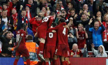 Liverpool Eliminasi Napoli dari Liga Champions