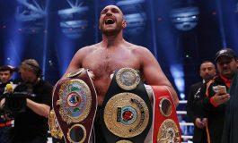 Tyson Fury Batalkan Agenda di Dublin karena Ancaman Penembakan