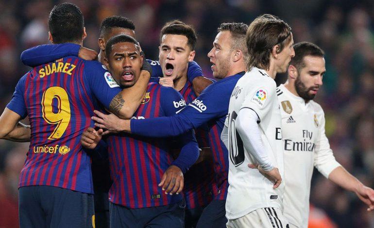 Malcom Pupus Kemenangan Real Madrid di Kandang Barcelona