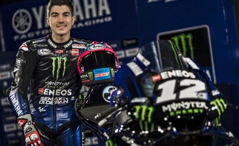 Maverick Vinales Senang Yamaha Ganti Kepala Mekanik