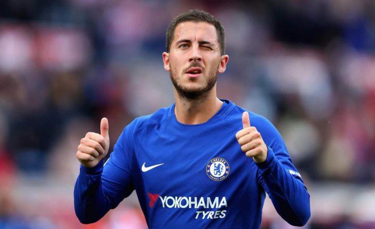 Hazard Siap Hadapi 'Perang Empat Besar' Premier League