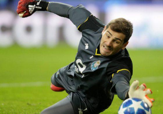 Tambah Durasi Kontrak, Casillas Ingin Akhiri Karier di Porto