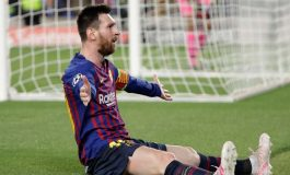 Lineker, Balotelli, Puji Gol ke-600 Messi yang Brilian