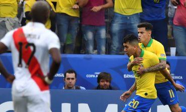 Hasil Pertandingan Brasil vs Peru: Skor 3-1