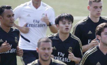 Skill Takefusa Kubo Mencengangkan Tim Pelatih dan Pemain Real Madrid Senior
