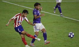 Atletico Madrid Bungkam MLS All-Stars 3-0