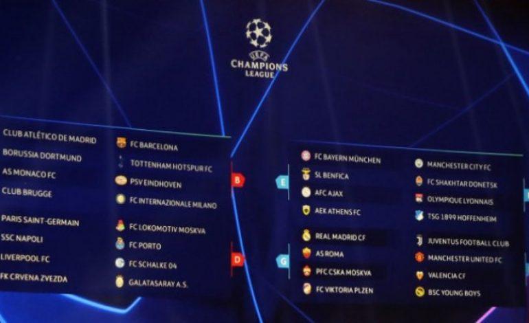 Madrid dan Atletico Punya Koefisien Tinggi namun Tempati Pot 2, Kenapa?