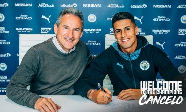 Ditukar dengan Danilo, Man City Resmi Datangkan Joao Cancelo dari Juventus