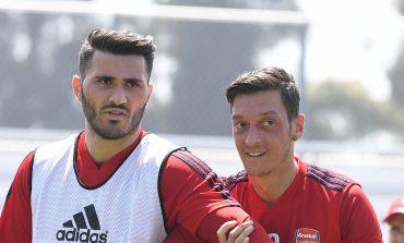 Demi Alasan Keamanan, Ozil dan Kolasinac Absen Bela Arsenal Kontra Newcastle