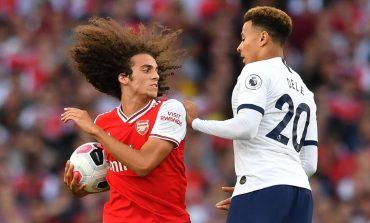 Hasil Pertandingan Arsenal vs Tottenham: Skor 2-2