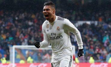 Casemiro Adalah Separuh dari Kekuatan Real Madrid
