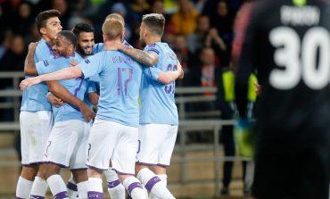 Hasil Pertandingan Shakhtar Donetsk vs Manchester City: Skor 0-3