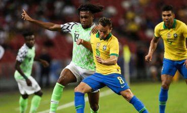 Hasil Pertandingan Brasil vs Nigeria: Skor 1-1