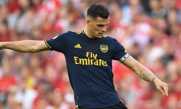 Granit Xhaka Bermasalah, Pemain Arsenal Ini Berikan Pembelaan