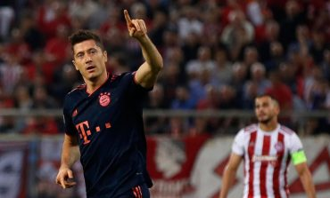 Hasil Pertandingan Olympiakos vs Bayern Munchen: Skor 2-3